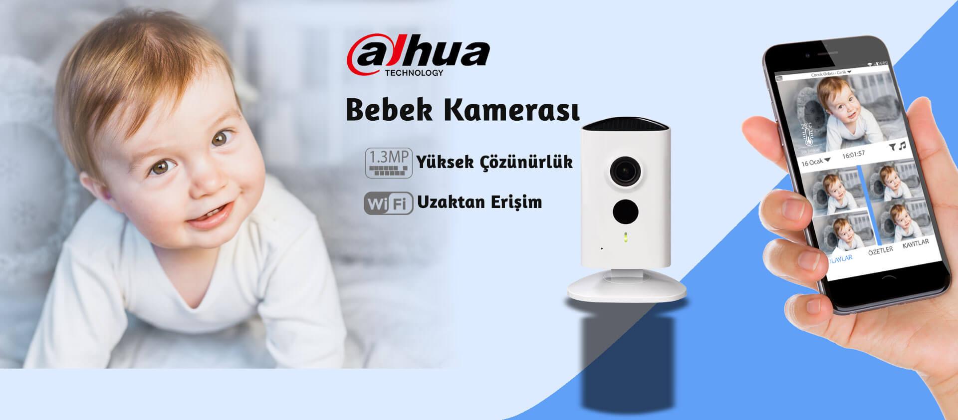 Dahua Bebek Kamerası